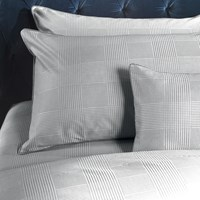 Gianfranco Ferre Galles Duvet Set Double Grey