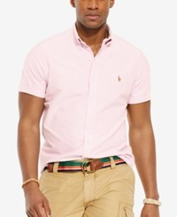 Polo Ralph Lauren Men's Oxford Shirt Pink