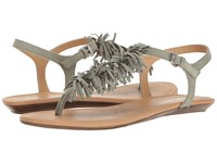 Report Lindsie Sage Synthetic Women's Sandals Olive