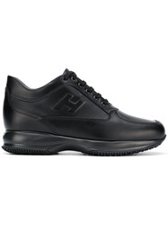 Hogan Dadcore Sneakers Black
