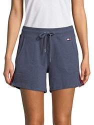 Tommy Hilfiger Striped Shorts Twilight
