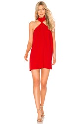 Amanda Uprichard Queens Dress Red