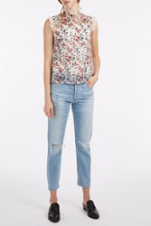 Citizens Of Humanity Liya Straight Slouch Jeans Blue