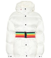Perfect Moment Padded Down Ski Jacket White