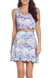 Lilly Pulitzerr Women's Pulitzer Cadden Two Piece Dress