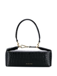 Rejina Pyo Olivia Box Bag Black