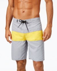 Tavik Men's Spectrum Boardshorts Stoneblu Y