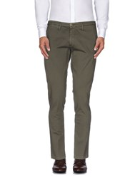 U Ni Ty Unity Trousers Casual Trousers Men Military Green
