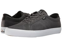 Lakai Flaco Phantom Suede Men's Skate Shoes Black