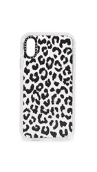 Casetify Leopard Iphone Case Clear Black