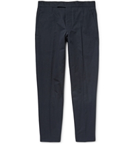 Lemaire Cotton And Linen Blend Trousers Unknown