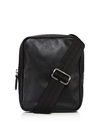 Longchamp Baxi Small Crossbody Bag Black