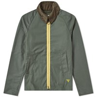Barbour Munro Wax Jacket Green