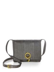 A.L.C. Charlie Watersnake Crossbody Bag Rosewood