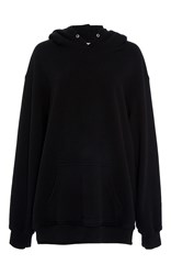 Band Of Outsiders Valerie Classic Hoodie Black