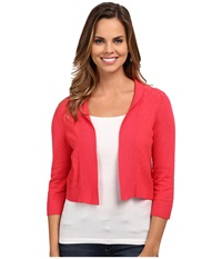 Rsvp Bre Shrug Ii Cayenne Women's Sweater Red