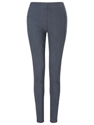 Phase Eight Amina Seamed Jeggings Grey