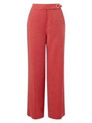 Eastex Flowing Summer Trousers Red