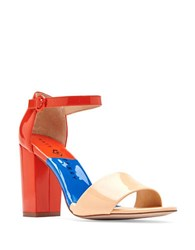 Katy Perry Liz Ankle Strap Sandals Peach
