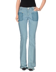 Boy By Band Of Outsiders Denim Pants Blue