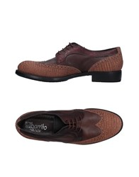 Ebarrito Lace Up Shoes Sand