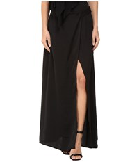 Style Stalker Frances Maxi Skirt Noir Women's Skirt Black