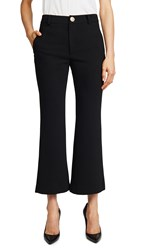 Laveer Cropped Annie Trousers Black
