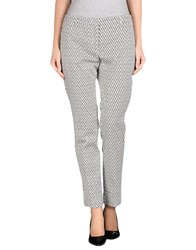 Maliparmi Trousers Casual Trousers Women Dove Grey