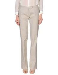 Hope Collection Trousers Casual Trousers Women Light Grey