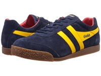 Gola Harrier Navy Sun Red Men's Shoes Blue