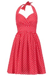 Molly Bracken Summer Dress Red