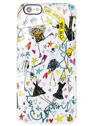 Lanvin We Love You All Iphone 6 Case White
