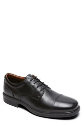 Men's Rockport 'Dressports Luxe' Cap Toe Derby