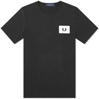 Fred Perry Acid Bright Tee Black