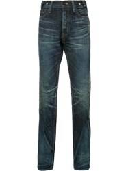 Prps Straight Jeans Blue