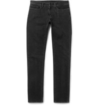 Berluti Slim Fit Denim Jeans Black
