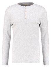 Selected Homme Shhalex Long Sleeved Top Snow White