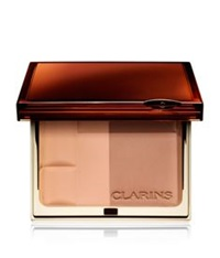 Clarins Bronzing Duo Mineral Powder Compact Light 01