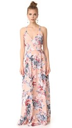 Bb Dakota Rsvp Chantelle Dress Vintage Rose