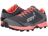 Inov 8 X Claw 275 Grey Coral Women's Running Shoes Gray