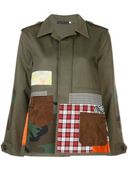 Harvey Faircloth Patchwork Jacket 60