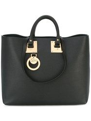 Sophie Hulme Tote Bag Black