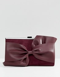 Coast Una Bow Bag Red