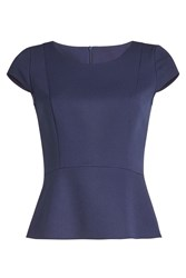 Hugo Top With Peplum Gr. De 40