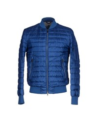 Add Coats And Jackets Down Jackets Men Bright Blue