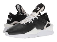 Yohji Yamamoto Adidas Y 3 By Y 3 Kaiwa Black Y 3 Black Y 3 Footwear White Athletic Shoes