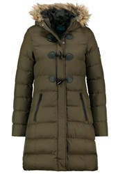 Twintip Winter Coat Khaki