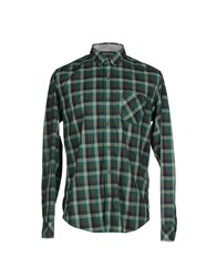 Timberland Shirts Shirts Men Military Green