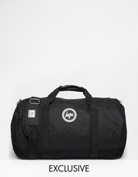 Hype Duffel Bag Black