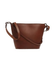 Ab A Brand Apart Under Arm Bags Brown